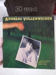 Título do anúncio: LP ou disco vinil Andreas Vollenweider