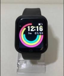 Título do anúncio: Smartwatch Relógio Inteligente D20 Android/iOS Recebe Notificações Whats/Insta