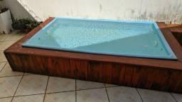Vende-se piscina ofurô