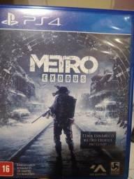 Título do anúncio: METRO Êxodus. PS4