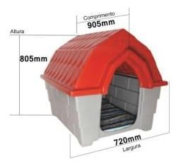 Casinha de plástico para cachorro, casinha número 5.