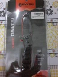 canivete invictus tarantula. novo na embalagem