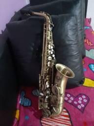 Troco Sax Alto por Sax Tenor