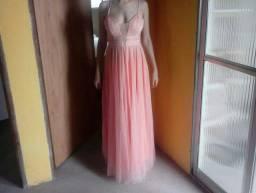 Vestido Madrinha- Rose