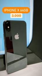 Vendo iPhone X 64GB barato