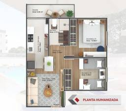 Título do anúncio: (AP2535) Apartamento na Kurtz, Santo Ângelo, RS