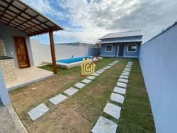 Título do anúncio: LECA0295 - Vendo casa em Unamar