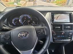 Toyota Yaris XS Sedan Aut. 3.500km! 20/21 Impecável