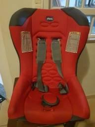 Cadeira para carro até 18 kg. Chico otimo estado