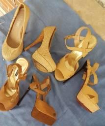 Sapatos Femininos N36