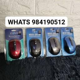 Mouse Sem Fio Inova MOU-8608 (entrega grátis)
