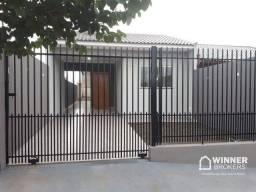 Casa com 2 dormitórios à venda, 70 m² por R$ 200.000,00 - Jardim João Marcos - Mandaguaçu/