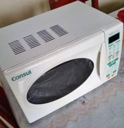 Forno de micro-ondas Consul Facilite Compacto CMS25AB - 18L - 110V e 220V