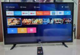 """Título do anúncio: Tv smart Philco 32"""" Polegadas Full HD - controle original - impecável - estado de nova"""
