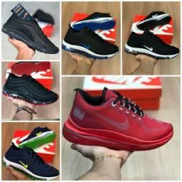 Vendo Tênis Nike AirMax 97 e Nike top ( 120 com entrega)