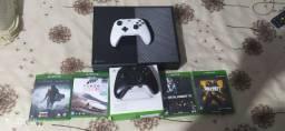Vendo Xbox One 500Gb + Game Pass