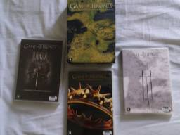 GAME OF THRONES - 1a, 2a e 3a temporadas