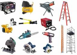 Título do anúncio: Aluguel de ferramentas e acessórios para serviços domésticos