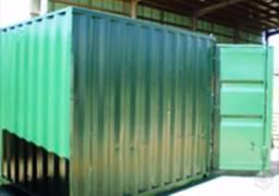 Locação de Container para obra promoção, não cobramos taxa de entrega