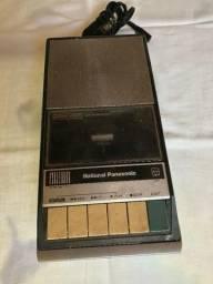 Gravador Cassete Portátil Panasonic - Antigo