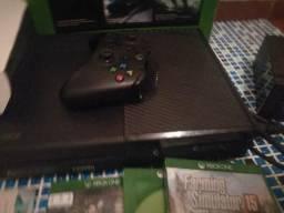 Xbox one 500gb zero com nota fiscal