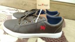 Sapatênis Polo Shoes