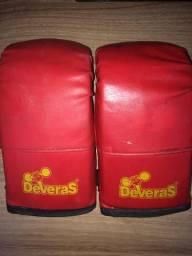 Luva de Boxe/Karate bate e volta