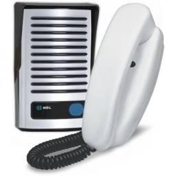 Interfone Porteiro Eletrônico F8-s Com Monofone Hdl R$250 [promoção instalado]