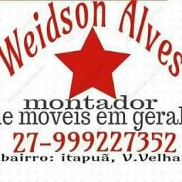 Weidson montador de móveis