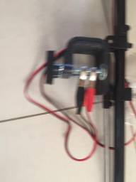 Motor elétrico para bote inflável