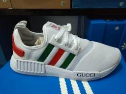 Adidas Nmd Gucci Branco Promocional