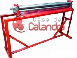 Calandra Inicial para chapas 1,00m X 1,2mm