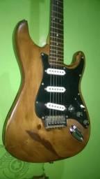 Guitarra Strato - Mexida por Luthier (Valor Fixo)