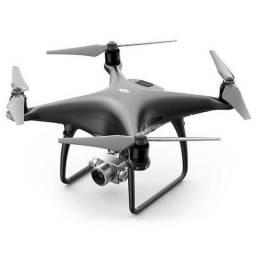 "Drone Dji Phantom 4 Pro Obsidian Edition CMOS 1"" 20MP/4K"