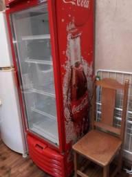 Freezer da coca cola