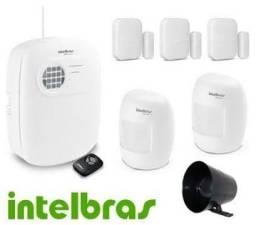 Kit alarme intelbras instalação inclusa