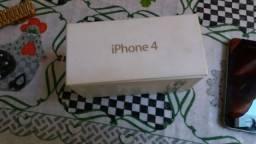 Iphone 4 black/preto 32 gigas