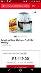 Fritadeira elétrica R$ 300,00