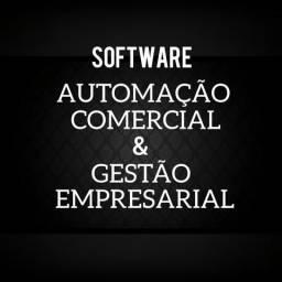 DVD Software de Automação Comercial e Gestão Empresarial Profissional Completo