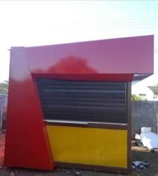 Kiosque/Quisoque/Foodtrailer