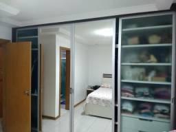 Apartamento 3 quartos 1 suíte mobiliado em condomínio fechado no Candeias