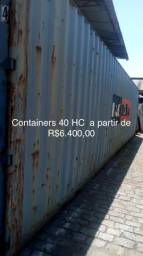 Super promoção em Container (Locarreefer)