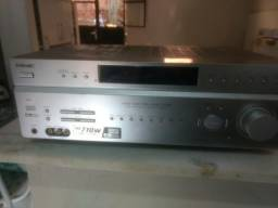 Receiver Sony 710w 12 saída de som