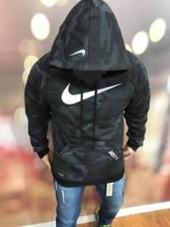 Casacos Nike moletom TOP
