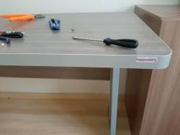 Mesa de estudos escrivaninha Kappesberg