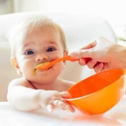 101 Receitas de Papinhas para bebês saudáveis