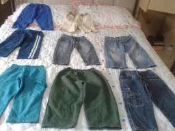 Lote de roupas menino 2 a 3 anos