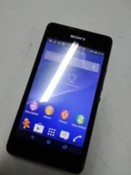 Celular Xperia Android - cartão