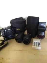 Nikon D3100 + Acessórios