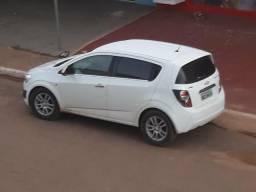 Chevrolet sonic 1.6 LTZcompleto - 2014